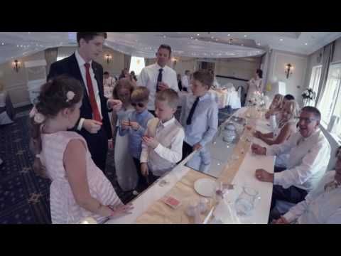 Wedding Magician - Showreel - Pete James