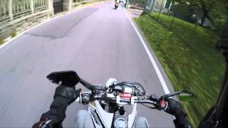 WR 125x & MT 125 RAW Ride -HD-