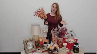 Мойдом. Маркет.Романтическая осень. Посуда,подарки, интерьер сувениры оптом.Готовый бизнес,франшиза.
