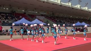 Publication Date: 2018-03-02 | Video Title: YYPS 圓玄小學 - Cheerleading Dance