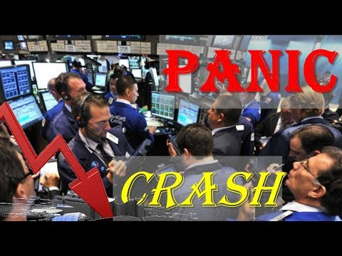 ALERT! The Stock Market Sell Off Has Just Begun & Panic Selling Begets Panic Selling