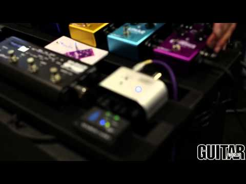Summer NAMM 2015 - Source Audio Pedals