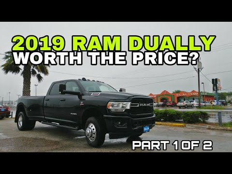 Affordable NEW RAM 3500 Big Horn Dually! Full Review! Part 1