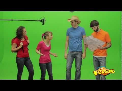 The Flizbins: Cowboys and Bananas - Bloopers