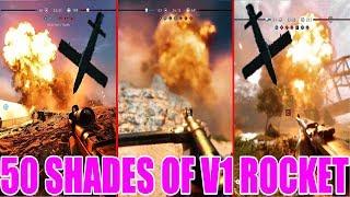 Battlefield V - 50 Shades Of V1 Rocket                        (V1 Compilation)