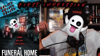The Funeral Home | Paranormal Horror Movie | First Impression/Review