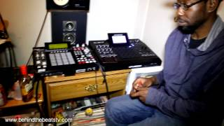 BEHIND THE BEATS: KEV BROWN - THE MAKING OF THE SOUTH AFRICAN DEDICATION & OLD DEMO TAPES