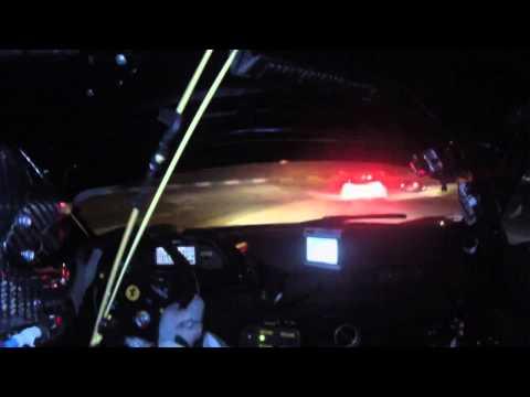 458 GT3 MMER2013 12Hr start onboard - Earl Bamber