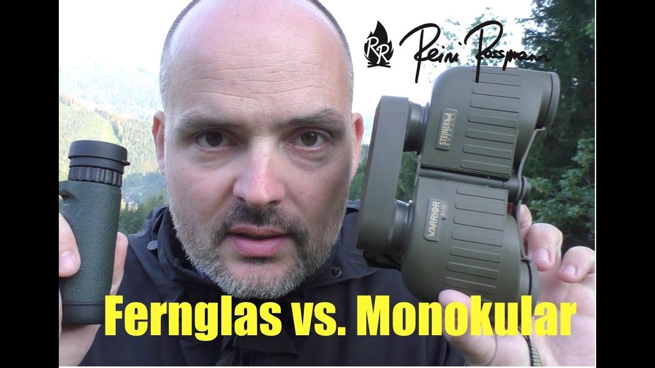 Fernglas oder monokular was ist besser youtube