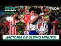 Resumen Y Goles | Juárez Vs Guadalajara | Jornada 15 - Apertura 2019 | Liga BBVA MX