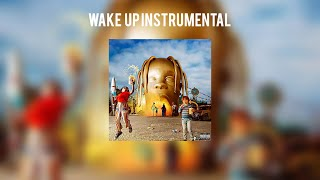 Travis Scott - WAKE UP (Instrumental) ft. The Weeknd