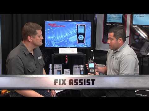 Matco Tools' Advisor Line (Matco Items MD60, MD70, MD80