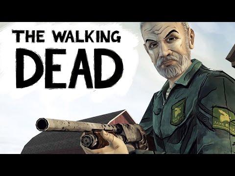 THE WALKING DEAD #2 - A Fazenda do Hershel! (Telltale Game - Episódio 1: Um Novo Dia em Português)