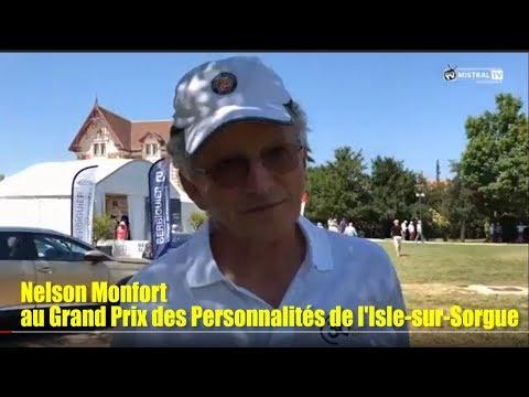 Nelson Monfort au Grand Prix des Personnalités