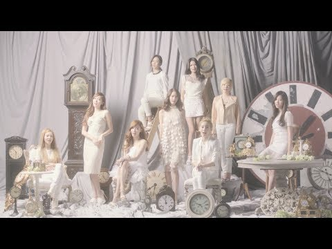 Girls' Generation 소녀시대_Time Machine_Music Video (JPN ver.)
