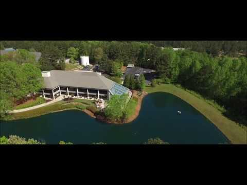 Peachtree City Aerial Video