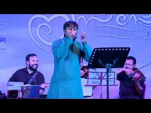 innumente kannuneeril- Manikandan sings-Doha...