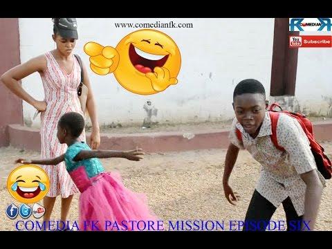 Pastor Mission Episode 6. fk Comedy