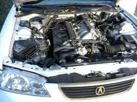 1997 Acura TL 2.5 Premium - YouTube