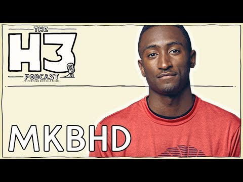 H3 Podcast #47 - MKBHD (Marques Brownlee)