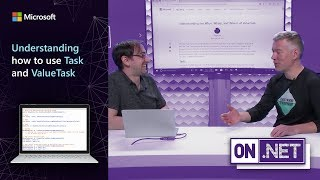 Understanding how to use Task and ValueTask