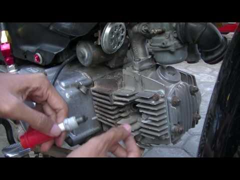 cara cepat mengatasi motor mogok tak mau nyala