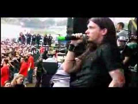 Shinedown (Live) Fly from the Inside