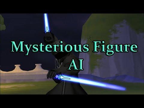 Kingdom Hearts HD 2.5 (BBS) - Mysterious Figure AI
