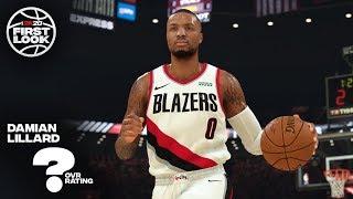 NBA 2K20 Damian Lillard, Karl Anthony Towns Screenshot!