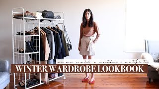 Download Winter Wardrobe Lookbook 2018 - 9 Minimal Style Outfits | Mademoiselle Mp3 and Videos