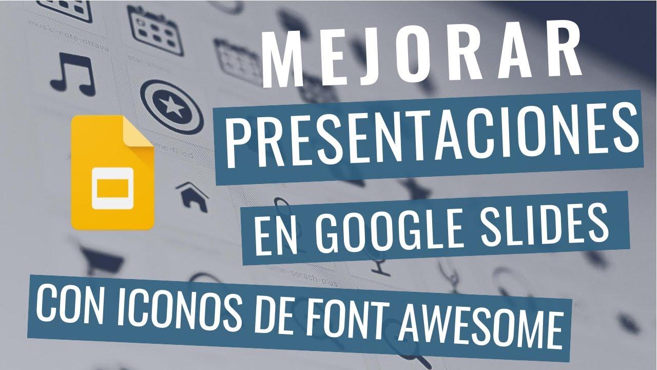 Cómo Mejorar Presentaciones En Google Slides Al Agregar