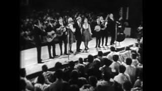 "New Christy Minstrels - ""Saturday Night"" live 1963 Hootenanny"