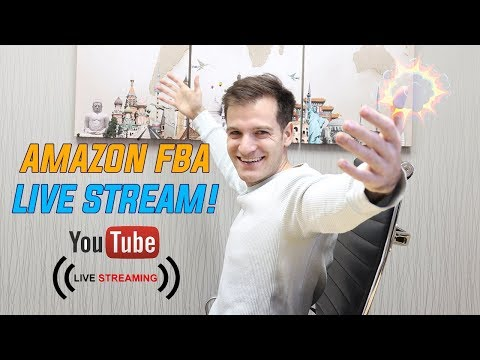 Amazon FBA Weekly Live Stream Product Research Q&A | Steps to Success