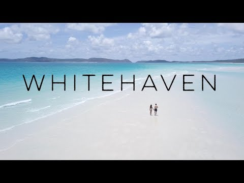 Whitehaven Beach - The Best Beach in The World
