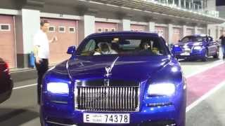 Rolls-Royce Motor Cars Doha -  Wraith Drive Event, Doha - Qatar
