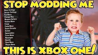 MOD TROLLING XBOX ONE KID GOES INSANE (Black ops 2)