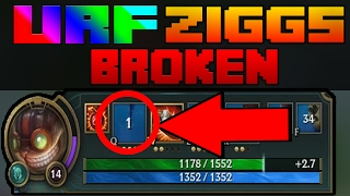 urf is back pbe   ziggs is op in urf mode gameplay   league of legends   patch 7 4