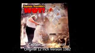 Watch Captain Sensible Wot video