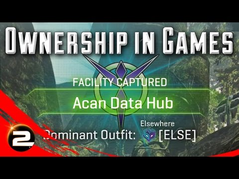 The Value of Ownership - Thoughts on Better Gaming (PlanetSide 2 Gameplay)