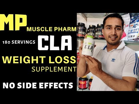 Mp cla review in Hindi 2019   cla uses and benefits   fat burner   weight loose supplement   cla  