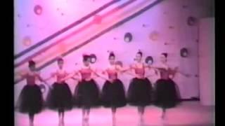"Dance group ""SHAHRAZAD."" Сoncert in Nazareth-1990 year. Dance ""Soul"" .  Choreographer IRINA JAMMAL"