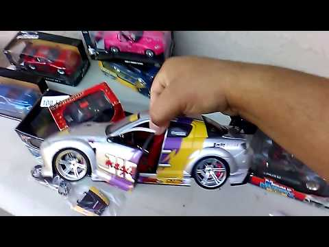 Jada toys haul 1/18 1/24 1/32 scale