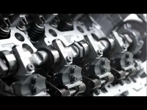BMW TwinPower Turbo and Valvetronic.