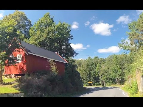 Cycling Southern Norway 45 -  Grimstad to Tvedestrand, Norway