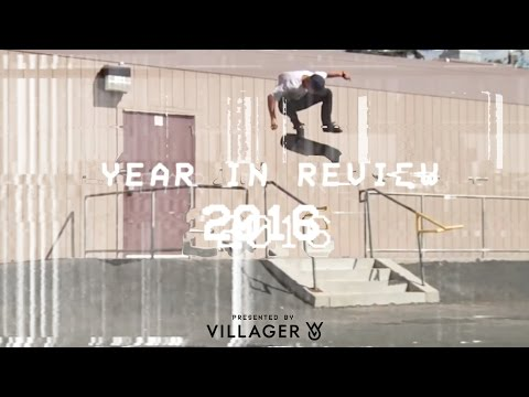 REVIEW 2016 TransWorld SKATEboarding Videos