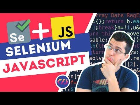 Selenium With JavaScript & Node.Js [Tutorial 2019] thumbnail