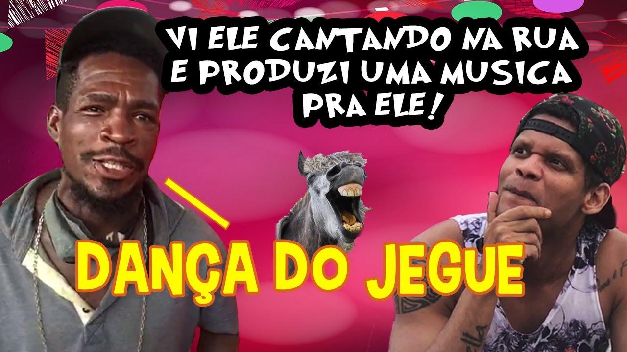 MEME da DANÇA DO JEGUE