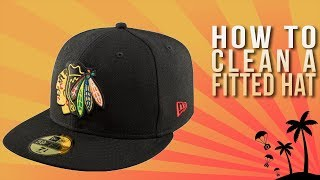 How To Clean A Fitted Hat / Cap