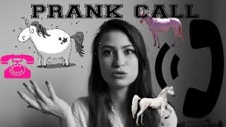 STRATIL SA MI JEDNOROŽEC?! | PRANK CALL