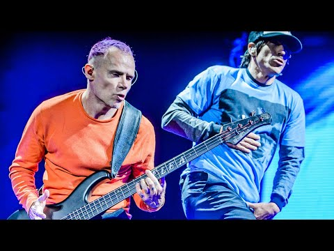 (Multicam) Red Hot Chili Peppers - Live in São Paulo 2013